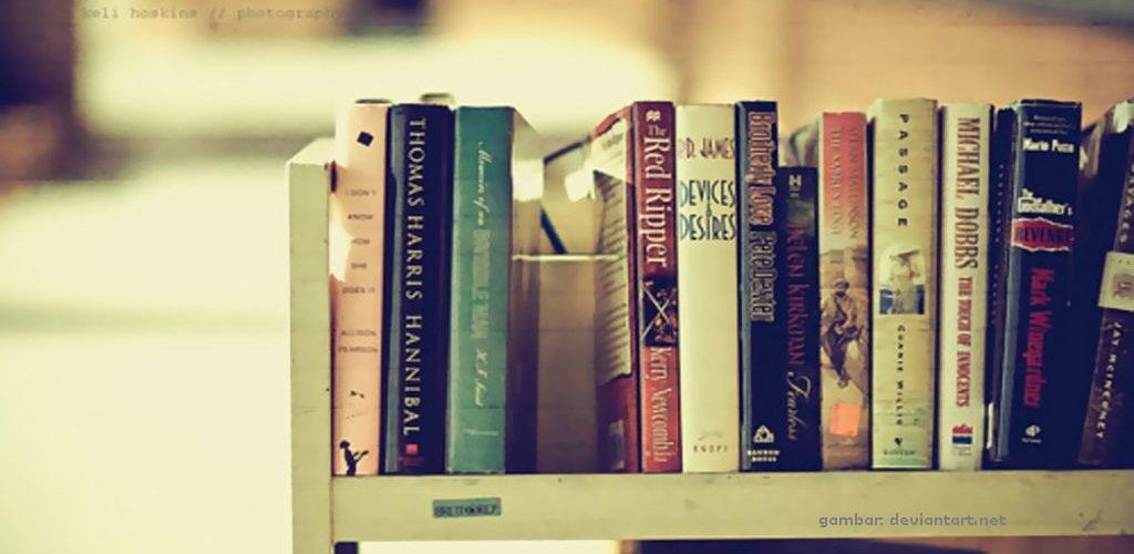 Pengadaan Buku Perpustakaan