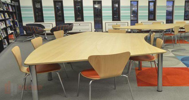 Pengadaan Meja dan Kursi untuk Perpustakaan